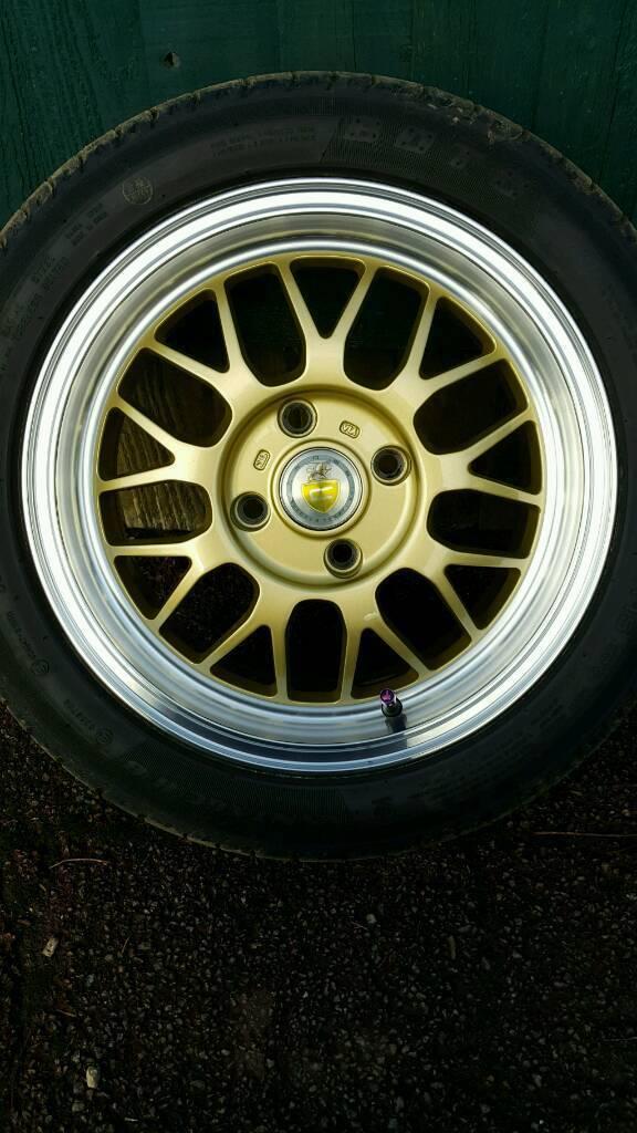 Cades alloys 4x108 et35 ford wheels