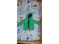 Boys coats and 2x gap Hoodies 18-24