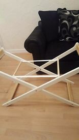 Moses basket stand for sale