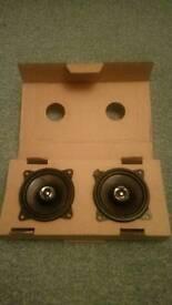 Sony XS-A1027 110W 2way Car Stereo speakers