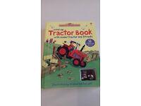 Usborne Wind-Up Tractor Book