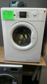 BEKO 7KG LOAD 1600 SPIN WASHING MACHINE IN WHITE