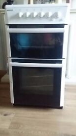 Beko Gas Cooker & Oven with electric grill