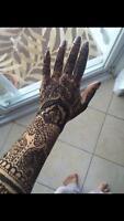 Henna (temporary tattoos)