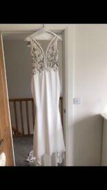 Liz Marteniz 'Jacqueline' wedding dress 2016