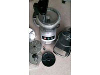 Waring Food Processor 3.8L with Continuous Feed VERY GOOD CONDITION!!