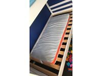 Cotbed mattress