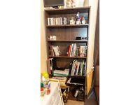 Brown Bookshelf
