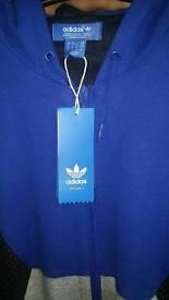 Unique Adidas originals hoodie size: small
