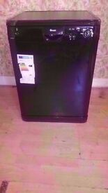 Swan A+Class Black Dishwasher in good condition £68