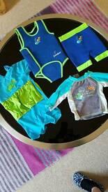 Little swimmers bundle for 11-13 kg