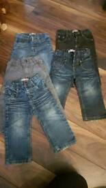 Boys 12-18 months name it jeans