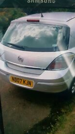 vauxhall astra 2007 115ps need it gone asap 500 ono