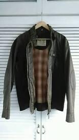 Men's Waxed Cotton Jacket
