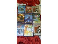 Ps2 games all sealed