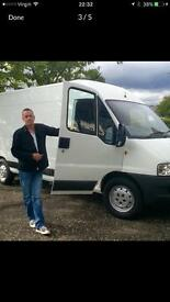 Man with a van (wayne)