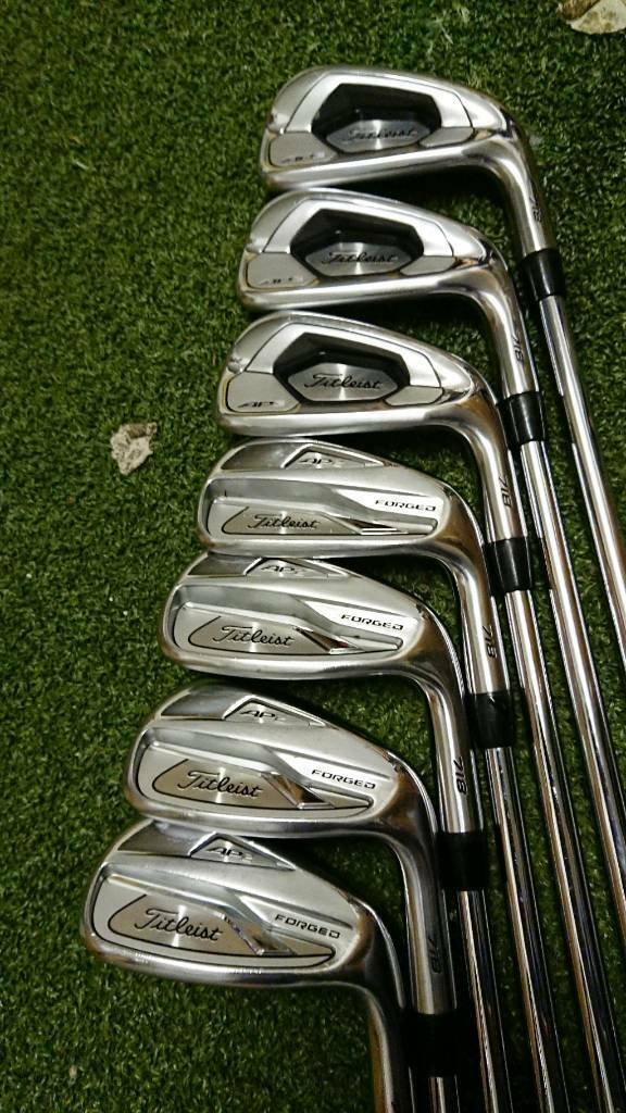 Titleist 718 AP3 and ap2 combo set | in Newtownards, County Down | Gumtree
