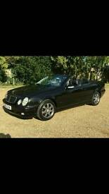 Mercedes Clk 230 Avantgarde
