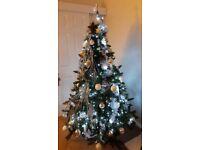 Artifical Xmas Tree 7ft