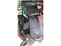 Bugaboo Donkey Duo Pushchair plus Extras