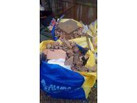 7 tonne bags of hardcore rubble