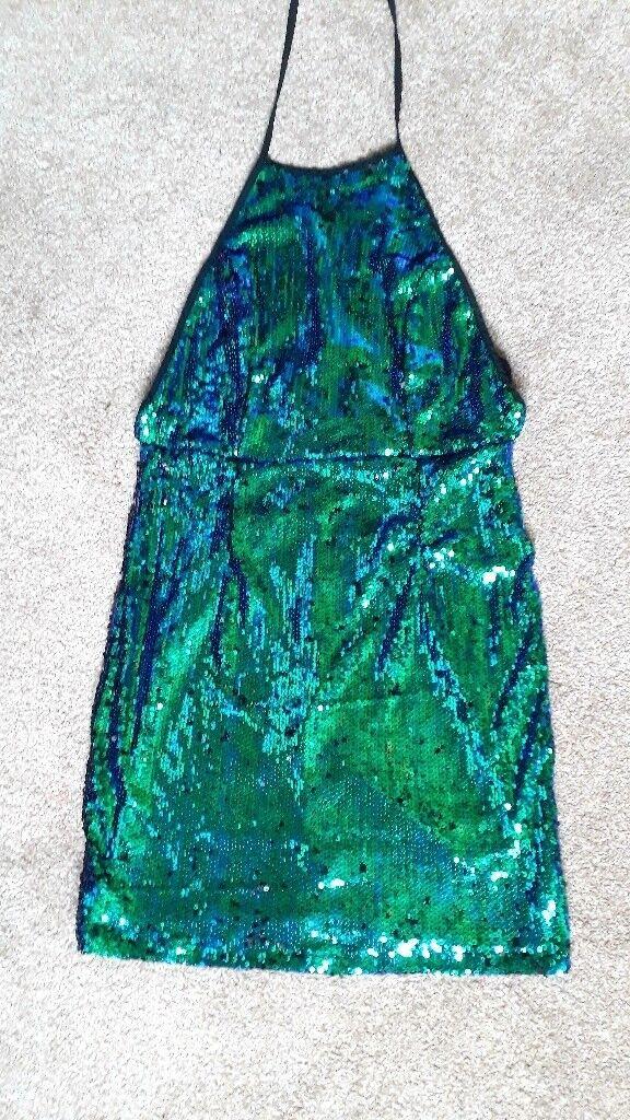 8ea4c8b0 Pretty Little Thing Sequin Dress £5 | in Rumney, Cardiff | Gumtree