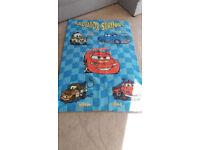 McQuin car Kids Rug