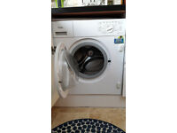 Whirlpool integrated washing machine - very good condition