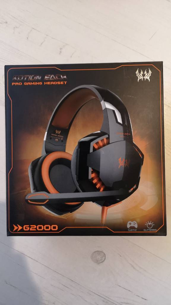 Kotion Each G2000 Pro Gaming Headset In Wollaton Nottinghamshire