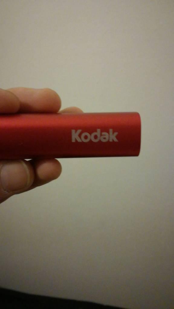 Kodak mini battery pack