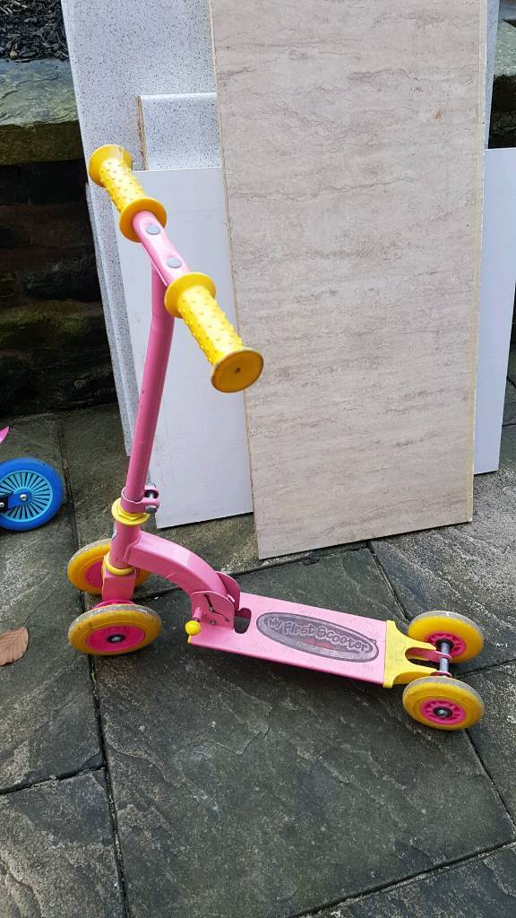 Ozzbozz scooter