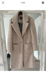 Next wool mix coat brand new with tags