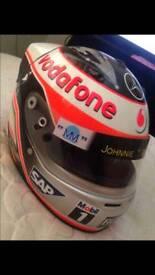 Arai gp5k Alonso helmet