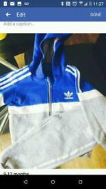 Infant tracksuits