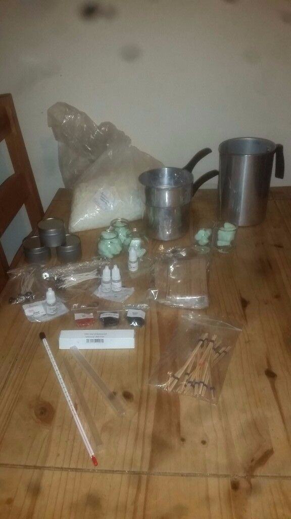 Candle making kit