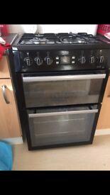 Black beko gas cooker