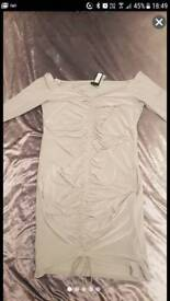 River island rushered dress size 18