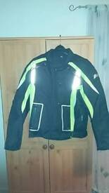 Motor Bike jacket for sale size m