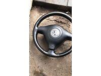 Mk4 golf steering wheel