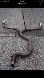 Mk6 golf exhaust system