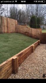 Fences decking gates sheds patios landscaping