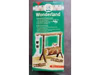 Karlie Wonderland Hamster / Gerbil Cage Wooden swinging log