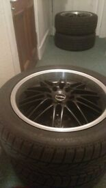 Alloys Vauxhall Insignia 18 inches