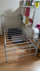FOR SALE Single Metal Bed £40