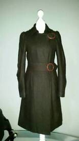 TOPSHOP coat size 6