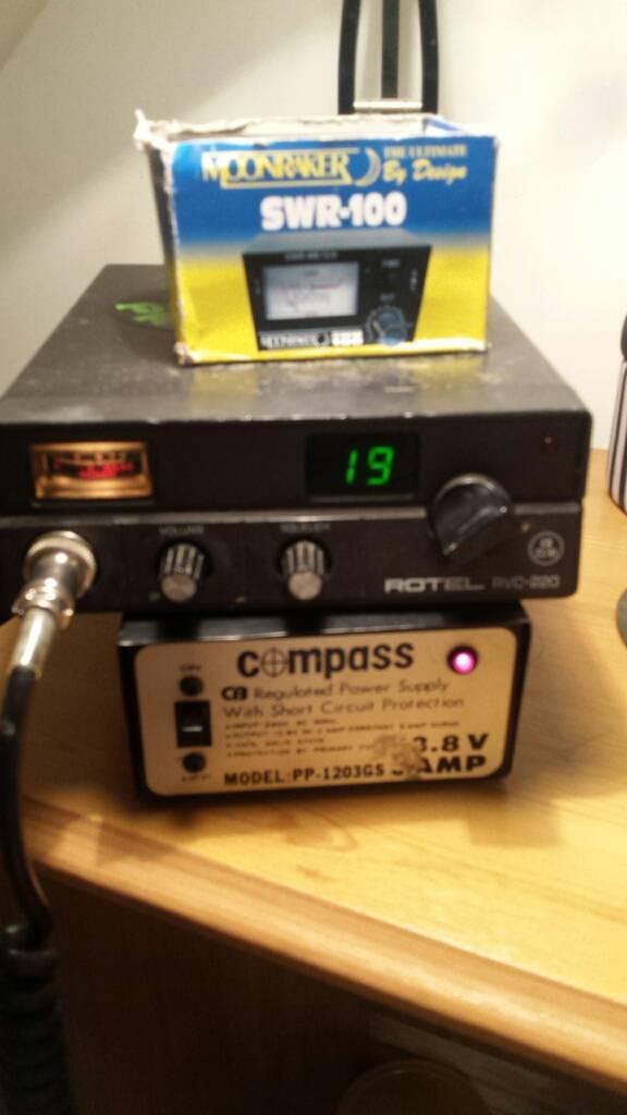 Cb radio full setup