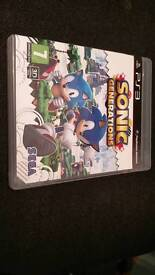 Sonic Generations for PS3