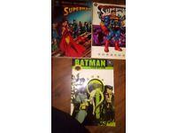 Marvel books (3) books