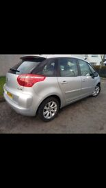 C4 PICASSO 5 SEATER HDI VTR