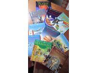 SET OF 10 CHILDREN'S BOOKS QUESTIONS AND ANSWERS